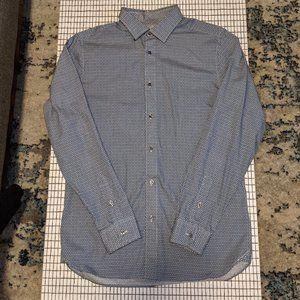 Ted Baker Blue Dress Shirt
